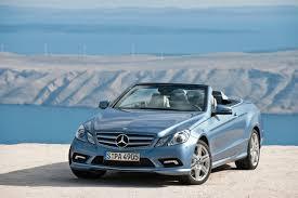 2011 Mercedes-Benz E-Class Cabriolet Photo Gallery - Autoblog