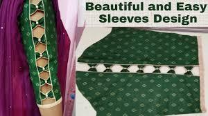 Aaj Design Stylish Sleeves Design Aasteen Ke Design Baju Ke Design 88 Youtube