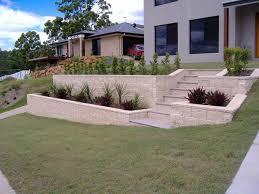 front yard retaining wall paulbabbitt com