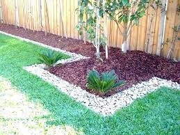 flower bed border ideas landscaping bed borders rock border flower bed best rock garden borders ideas
