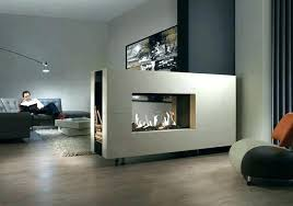 new double sided fireplace or two indoor outdoor gas contemporary search fire
