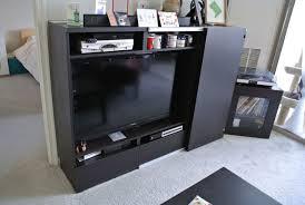 Sliding Door Dvd Cabinet Media Cabinet With Doors Ikea Best Home Furniture Decoration