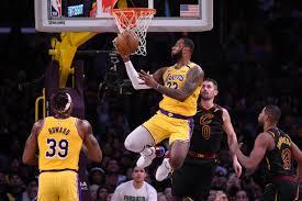 Highlights: Cavs at Lakers