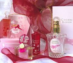 <b>Guerlain Cherry Blossom</b> Mini Bottles | Collectors Weekly