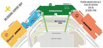Thrifty offers convenient melbourne airport car rental right inside the terminal building. Melbourne Airport S Creative Solution To Increase Gate Capacity One Mile At A Time