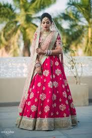 Light Pink Indian Wedding Dress Red And Light Pink Bridal Lehenga Pink Bridal Lehenga