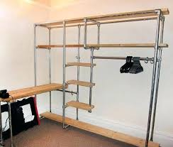 How to build a shelf unit Garage Laundry Canned Food Rack How To Build Your Own Storage Shelves Wood For