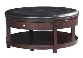 furniture amusing round espresso coffee table abbyson living wilshire heritage finish toby end tables metropolitan