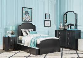 Turquoise bedroom furniture Black Shop Now Rooms To Go Kids Full Size Teenage Bedroom Sets 4 Piece Suites