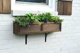 window boxes diy window boxes planters window boxes window boxes rustic red cedar cedar rustic raised window boxes diy