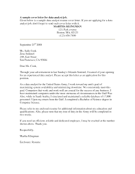 Cover Letter Web Analyst Cover Letter Web Analytics Cover Letter