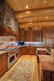 Cabin Kitchens Kitchen Room 2017 Log Cabin Kitchens On Log Cabins Cabin Cabin