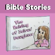 The Raising of Jairus' Daughter – 10 Minutes of Quality Time