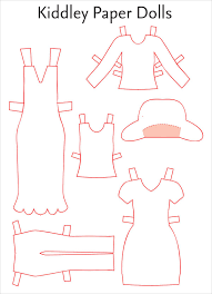 Print the first page on stiffer paper such as cardstock to get durable dolls that will last through hours of play. Free 7 Paper Doll Samples In Pdf Ms Word Eps