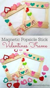 a simple diy toddler project for valentines day