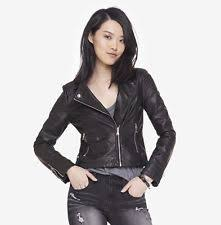 Express Quilted Coats & Jackets for Women | eBay & NEW EXPRESS BLACK MINUS THE LEATHER QUILTED SHOULDER MOTO JACKET SZ M MEDIUM Adamdwight.com