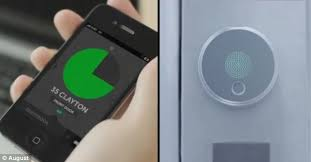 front door appThe smart lock that lets you open your front door using just your