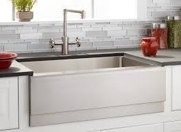Kraus KHF20336KPF1612KSD30CH Stainless Steel Farmhouse Kitchen Stainless Steel Farmhouse Kitchen Sinks