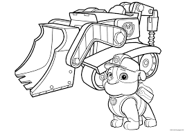 Coloring pages from favourite cartoons, fairy tales, games. Free Paw Patrol Coloring Pages Happiness Is Homemade