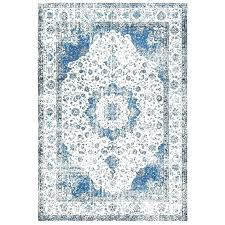 distressed blue rug distressed blue rug distressed blue ivory area rug vintage distressed blue rug traditional