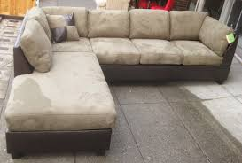 microfiber sectional sofa sectional couches on microsuede sectional