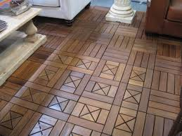 Brilliant Wood Floor Tiles Ikea Wb Designs Deck For Cozy Rooftop Intended Modern Ideas