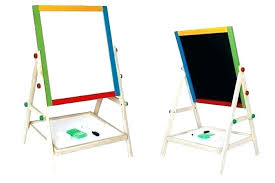 Whiteboard And Easel Tabletop For Teachers Kids White Board