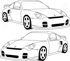 1300x1135 911 porsche royalty free cliparts vectors and stock illustration