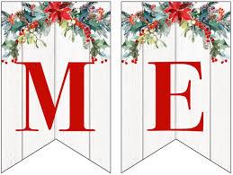 100 Free Christmas Printables For All Christmas Related