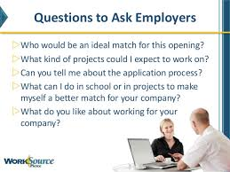 Questions To Ask At Job Fair Magdalene Project Org