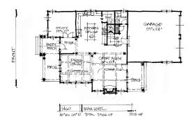 narrow house plans with rear garage unique house plans rear entry garage x craftsman siderrow lot