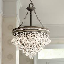 marvellous chandelier bedroom light your house design regina olive bronze 19 wide crystal chandelier