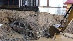 Rize'de sel felaketi! Peş peşe acı haberler... - enBursa Haber