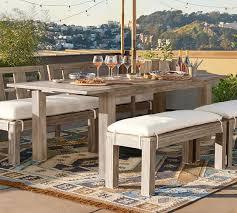 indio fsc eucalyptus extending dining