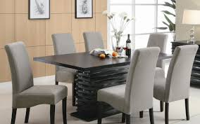 Black And Wood Kitchen Table Chairs Kitchen Design Ideas And - Solid wood dining room tables and chairs
