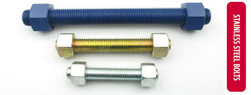 Stainless Steel Stud Bolts Manufacturer Ss Stud Bolts Price