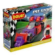 Конструктор «Гоночная <b>машина</b>. <b>Pit Stop</b>», цвет: фиолетовый ...
