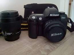 Nikon F80 SLR and 2 Lens+holder. in B24 Birmingham für £ 150,00 zum Verkauf