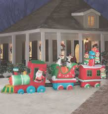 home decor view home depot inflatable outdoor christmas