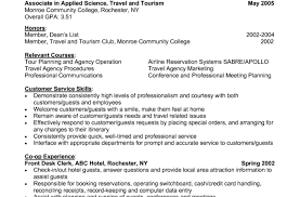 Food Service Skills List Best Resume Templates