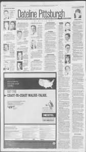 Pittsburgh Post-Gazette from Pittsburgh, Pennsylvania on September 3, 2003  · Page 32