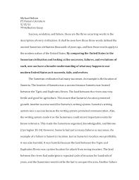 reflective essay reflective essay
