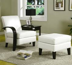 our gallery of astonishing decoration white leather living room chairs parisian white leather sofa chair by christopher knight home free