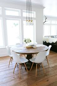 small round rustic dining table round table chairs new on trend kitchen tables dining small rustic oak dining table