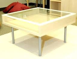 ikea coffee table set square coffee table coffee table silver and white square unique glass and