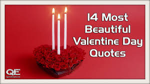 Beautiful Valentines Quotes Best of Valentines Day Quotes 24 Most Beautiful Quotes For Lovers YouTube