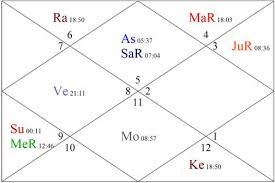 66 Efficient Astrological Chart South Indian