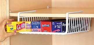 Kitchen Sink Shelf Organizer Shelf Above Kitchen Sink 6 Undershelf Wire Rack Storage