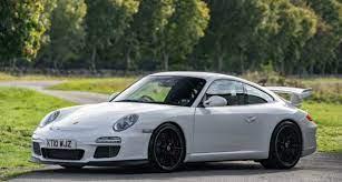 The first porsche 911 gt3 arrived as a statement for customers: 2010 Porsche 911 Gt3 997 2 Gt3 Clubsport Classic Driver Market