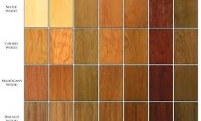 Interior Wood Stain Color Chart Interior Wood Stain Color Chart Denisecailles Co